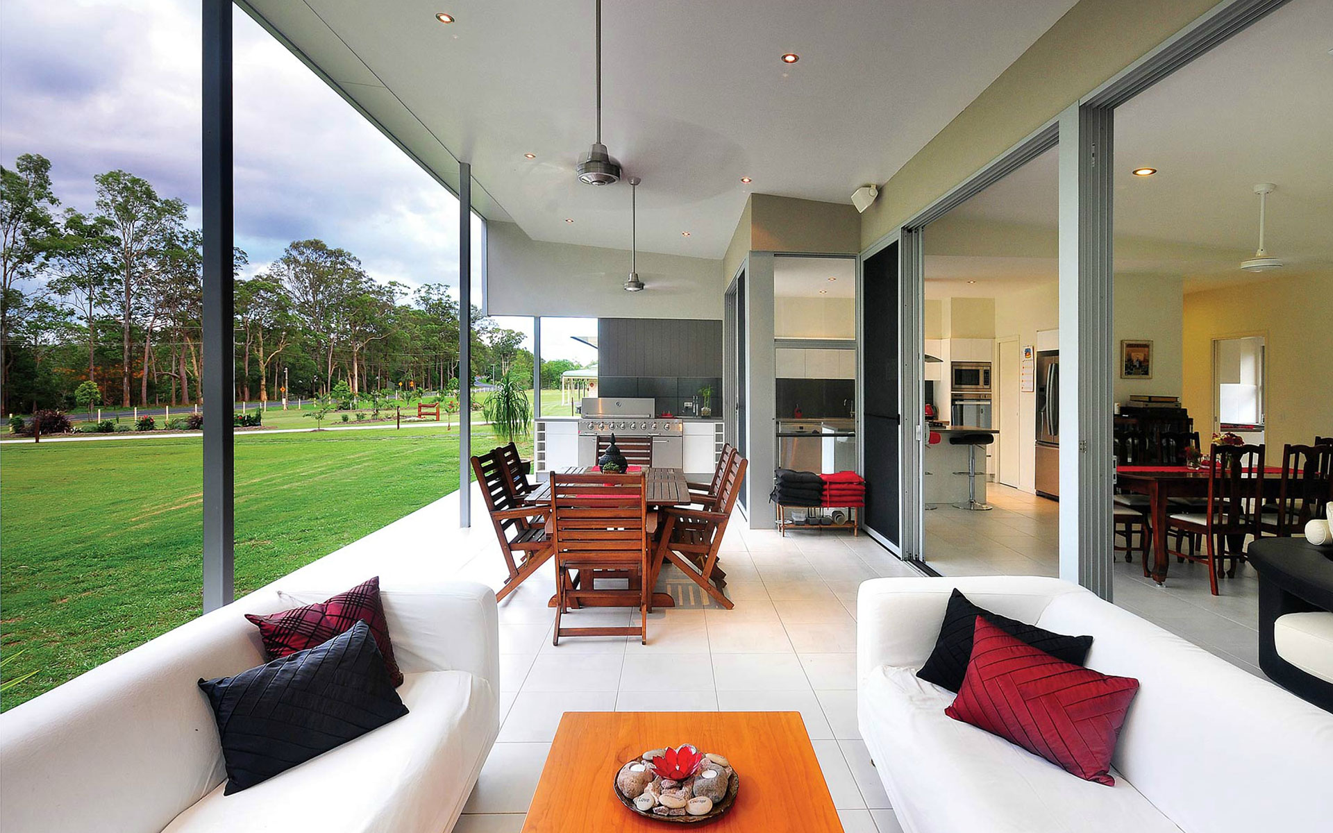 Queensland Home Design And Living Magazine Home Design Solutions Acreage Living Civic Steel Homes